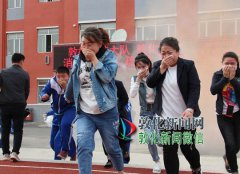 敦化新闻网 敦林公安消防宣传